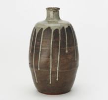 Sake bottle, Edo period