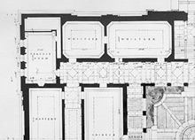 Freer Gallery floorplan